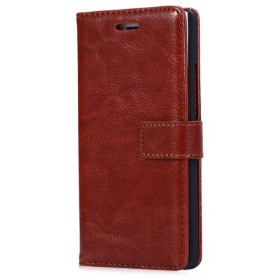 Magnetic Flip Leather Wallet Case Cover for Huawei Ascend P7