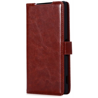 Magnetic Flip Leather Wallet Case Cover for Sony Xperia Z2