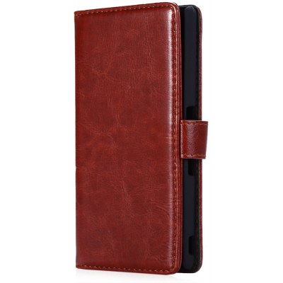 Magnetic Flip Leather Wallet Case Cover for Sony Xperia Z / L36H