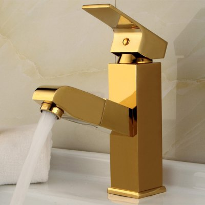 Gold Plated Basin Faucet от GearBest.com INT