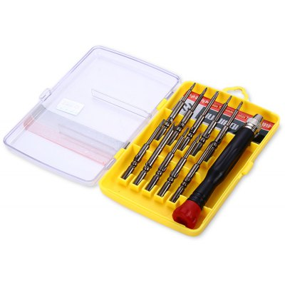 HUIJIAQI NO.8910 11 in 1 Screwdriver Kit Repairing Tool