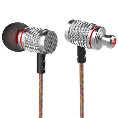 KZ EDR2 Mega Bass In-Ear HiFi Earphones
