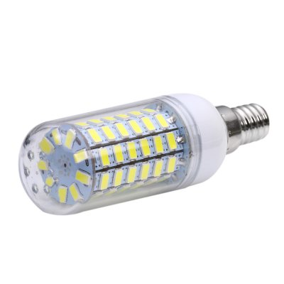 10 x SZFC E14 6W SMD 5730 560LM LED Corn LightLED Light Bulbs<br>10 x SZFC E14 6W SMD 5730 560LM LED Corn Light<br><br>Brand: SZFC<br>Holder: E14<br>Type: Corn Bulbs<br>Output Power: 6W<br>Emitter Types: SMD 5730<br>Total Emitters: 69<br>Luminous Flux: 560LM<br>CCT/Wavelength: 3000K,6000K<br>Voltage (V): AC 220<br>Features: Energy Saving,Long Life Expectancy,80% Brightness<br>Function: Home Lighting,Commercial Lighting,Studio and Exhibition Lighting<br>Available Light Color: White,Warm White<br>Sheathing Material: PC<br>Product weight: 0.031 kg<br>Package weight: 0.390 kg<br>Product size (L x W x H): 9.500 x 3.000 x 3.000 cm / 3.740 x 1.181 x 1.181 inches<br>Package size (L x W x H): 10.500 x 12.800 x 9.600 cm / 4.134 x 5.039 x 3.780 inches<br>Package Contents: 10 x SZFC E14 LED Corn Bulb
