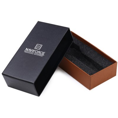 Naviforce Watch Box Paper Material