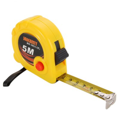 Jekemy JM-RO105 5m Retractable Tape with 3 Stop Way