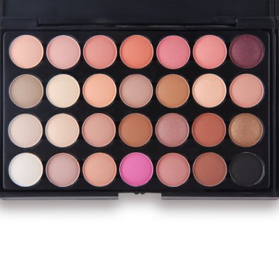 Professional 28 Colors Ultra Shimmer Eyeshadow Palette