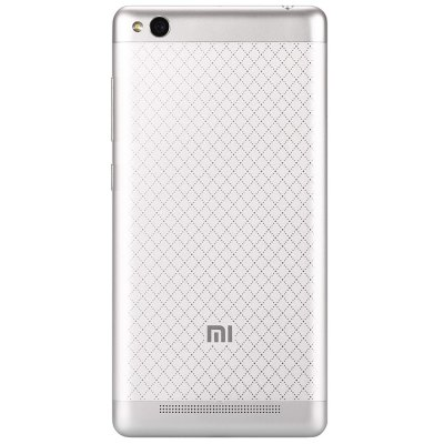 Refurbished XiaoMi Redmi 3 16GB ROM 4G SmartphoneCell phones<br>Refurbished XiaoMi Redmi 3 16GB ROM 4G Smartphone<br><br>2G: GSM 850/900/1800/1900MHz<br>3G: WCDMA 850/900/1900/2100MHz<br>4G: FDD-LTE 1800/2100/2600MHz<br>Additional Features: Bluetooth, GPS, E-book, Calendar, Calculator, Browser, Video Call, 4G, 3G, MP3, MP4, People, Sound Recorder, Wi-Fi, Alarm<br>Aperture: f/2.0<br>Auto Focus: Yes<br>Back camera: with flash light and AF, 13.0MP<br>Battery Capacity (mAh): Built-in 4100mAh<br>Battery Type: Lithium-ion Polymer Battery<br>Brand: Xiaomi<br>Camera Functions: Panorama Shot, HDR, Face Detection<br>Camera type: Dual cameras (one front one back)<br>Cell Phone: 1<br>Cores: Octa Core<br>CPU: Qualcomm Snapdragon 616<br>E-book format: PDF, TXT<br>External Memory: TF card up to 128GB (not included)<br>Flashlight: Yes<br>Front camera: 5.0MP<br>Games: Android APK<br>GPU: Adreno-405<br>I/O Interface: TF/Micro SD Card Slot, Micro USB Slot, 3.5mm Audio Out Port<br>Language: Indonesian, Malay, German, English ( India ), English ( England ), English ( America ), Spanish ( Spain ), Spanish ( America ), French, Italian, Lithuanian, Hungarian,  Polish, Portuguese ( Brazil ),<br>Live wallpaper support: Yes<br>MS Office format: PPT, Excel, Word<br>Music format: AAC, AMR, WAV, MP3<br>Network type: FDD-LTE+WCDMA+GSM<br>Notification LED: Yes<br>OS: Android 5.1<br>Package size: 18.00 x 12.00 x 6.00 cm / 7.09 x 4.72 x 2.36 inches<br>Package weight: 0.4800 kg<br>Picture format: BMP, GIF, JPEG, PNG<br>Power Adapter: 1<br>Product size: 13.93 x 6.96 x 0.85 cm / 5.48 x 2.74 x 0.33 inches<br>Product weight: 0.1440 kg<br>RAM: 2GB RAM<br>ROM: 16GB<br>Screen resolution: 1280 x 720 (HD 720)<br>Screen size: 5.0 inch<br>Screen type: Capacitive (5-Points)<br>Sensor: Ambient Light Sensor,E-Compass,Gravity Sensor,Proximity Sensor<br>Service Provider: Unlocked<br>SIM Card Slot: Dual SIM, Dual Standby<br>SIM Card Type: Micro SIM Card, Nano SIM Card<br>SIM Needle: 1<br>Sound Recorder: Yes<br>Touch 