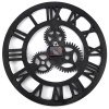 17.7 Inch Oversized 3D Decorative Wall Clock deal