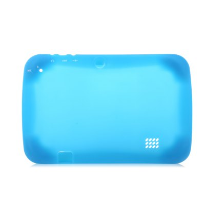 Silicone Back Case for 7.0 inch M755E5 Kids TabletTablet Accessories<br>Silicone Back Case for 7.0 inch M755E5 Kids Tablet<br><br>For: Tablet PC<br>Accessory type: Tablet Protective Case<br>Available color: Blue,Rose<br>Features: Back Cover<br>Material: Silicone<br>Product weight: 0.070 kg<br>Package weight: 0.100 kg<br>Product size (L x W x H): 20.00 x 11.80 x 1.90 cm / 7.87 x 4.65 x 0.75 inches<br>Package size (L x W x H): 21.00 x 12.80 x 2.90 cm / 8.27 x 5.04 x 1.14 inches<br>Package Contents: 1 x Protective Back Case