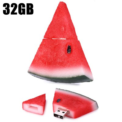 32GB Watermelon USB 2.0 Stick / Flash Memory Drive
