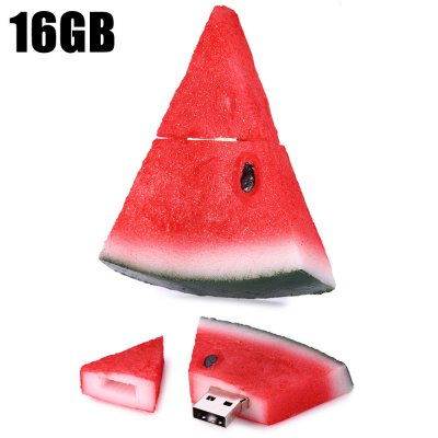 16GB Watermelon USB 2.0 Stick / Flash Memory Drive