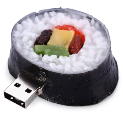Фотография 16GB Sushi USB 2.0 Stick / Flash Memory Drive
