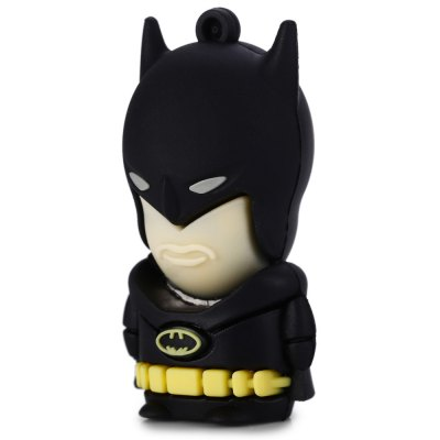 16GB All-black Batman USB 2.0 Stick / Flash Memory Drive