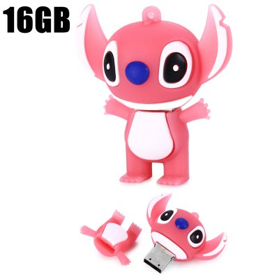 16GB Stitch USB 2.0 Stick / Flash Memory Drive