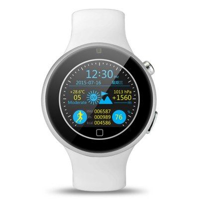 Aiwatch C5 Sports Smartwatch PhoneSmart Watch Phone<br>Aiwatch C5 Sports Smartwatch Phone<br><br>Brand: AiWatch<br>Type: Watch Phone<br>CPU: MTK2502<br>External Memory: Not Supported<br>Compatible OS: Android,IOS<br>Wireless Connectivity: GSM<br>Network type: GSM<br>Frequency: GSM850/900/1800/1900MHz<br>Bluetooth version: V4.0<br>Screen type: Capacitive<br>Camera type: No camera<br>SIM Card Slot: Single SIM<br>Micro USB Slot: Yes<br>Picture format: JPEG,PNG<br>Music format: MP3<br>Video format: 3GP,AVI,MP4<br>Languages: English, French, German, Spanish, Portuguese, Italian, Dutch, Russian, Polish, Turkish<br>Additional Features: 2G,Alarm,Bluetooth,Calendar,MP3,People,Sound Recorder<br>Functions: Heart rate measurement,Message,Pedometer,Remote Camera,Sleep monitoring<br>Cell Phone: 1<br>Charging Dock: 1<br>Battery: 300mAh Built-in Battery<br>Screwdriver: 1<br>English Manual : 1<br>Product size: 4.60 x 4.60 x 1.15 cm / 1.81 x 1.81 x 0.45 inches<br>Package size: 8.00 x 8.00 x 6.00 cm / 3.15 x 3.15 x 2.36 inches<br>Product weight: 0.050 kg<br>Package weight: 0.300 kg