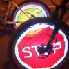 Yueqi YQ8005 96LED Colorful Bicycle Spoke Light