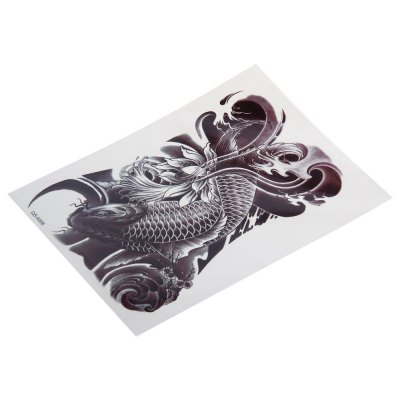 Original 3D Individuality Design Waterproof Temporary Tattoo StickersTemporary Tattoos<br>Original 3D Individuality Design Waterproof Temporary Tattoo Stickers<br><br>Category: Tattoo Stickers<br>Type: Others<br>Features: Waterproof Temporary<br>Season: All seasons<br>Package weight: 0.015 KG<br>Package size (L x W x H): 19.50 x 12.50 x 0.10 cm / 7.68 x 4.92 x 0.04 inches<br>Package Contents: 1 x Tattoo Stickers