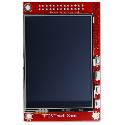 Practical 2.8 inch 320 x 240 Pixels TFT LCD Screen Display Module Works with Raspberry Pi