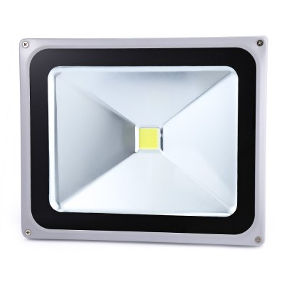 50W ( True 35W ) LED Flood LightOutdoor Lights<br>50W ( True 35W ) LED Flood Light<br><br>Type: Lawn Lights<br>Power (W): 50W ( True 35W )<br>Input Voltage (V)  : AC 85-265V<br>Optional Light Color: Cool White,Warm White<br>Cover Material: Tempered Glass<br>Body Material: Aluminium<br>Product weight: 1.438 kg<br>Package weight: 1.626 kg<br>Product size (L x W x H): 28.20 x 23.00 x 10.00 cm / 11.1 x 9.06 x 3.94 inches<br>Package size (L x W x H): 28.70 x 23.60 x 11.00 cm / 11.3 x 9.29 x 4.33 inches<br>Package Contents: 1 x 50W ( True 35W ) LED Flood Light
