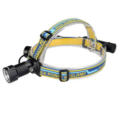 Trustfire H2 Cree XM - L2 420LM Outdoor LED Headlamp Pack