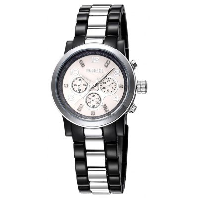WEIQIN 3687 Luxury Diamond Quartz Watch Women Bracelet