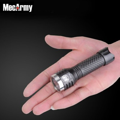 MecArmy PT18 18650 Flashlight
