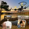 TK TK107W WIFI FPV HD 2.0MP Camera 2.4GHz 4 Channel 6 Axis Gyro Quadcopter 360 Degree Rollover for sale