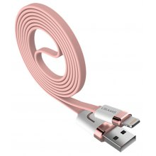 USAMS U-LIKE US 1m 8 Pin USB Cable for iPhone 8