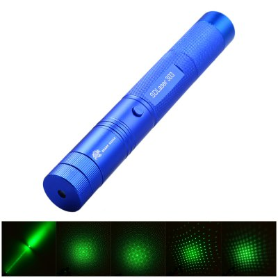 Sharp eagle 303 5mw 532nm green laser pointer pen with for Galaxy wand laser pointer