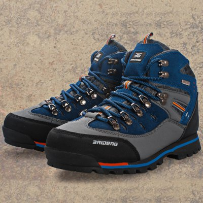 Outdoor Men Water Resistant Trekking Shoes