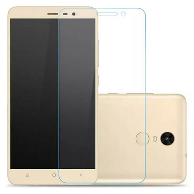ASLING Tempered Glass Protective Film for Xiaomi Redmi 3Screen Protectors<br>ASLING Tempered Glass Protective Film for Xiaomi Redmi 3<br><br>Compatibility: XiaoMi<br>Compatible Model: Redmi 3<br>Type: Screen Protector<br>Features: High sensitivity,High-definition,Anti fingerprint,Anti scratch,Protect Screen,High Transparency,Ultra thin<br>Material: Tempered Glass<br>Thickness: 0.26mm<br>Surface Hardness: 9H<br>Product weight: 0.008 kg<br>Package weight: 0.070 kg<br>Product Size(L x W x H): 13.500 x 6.600 x 0.026 cm / 5.315 x 2.598 x 0.010 inches<br>Package size (L x W x H): 18.000 x 10.000 x 0.900 cm / 7.087 x 3.937 x 0.354 inches<br>Package Contents: 1 x Tempered Glass Film, 1 x Dust Remover, 1 x Cleaning Cloth, 1 x Alcohol Prep Pad
