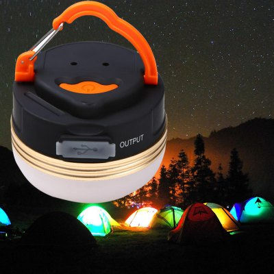 300LM Rechargeable LED Camping Light
