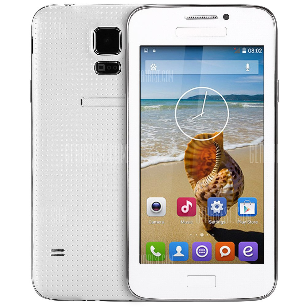 G900W Unlocked Phone Touch Screen WiFi MP3 Buletooth Dual Cameras CF0019003