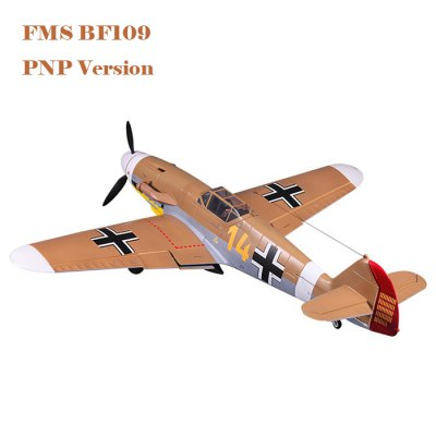 FMS BF109 1400mm Wingspan EPO Aeroplane PNP Version