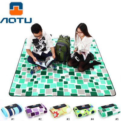 AOTU AT6232 2 x 2m Thickened Moisture-proof Mat