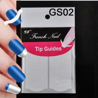 GS02 Stylish Nail Art Tips Finger Stickers