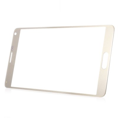 Outer Glass Lens Cover with Repair Tools for Samsung Note 4