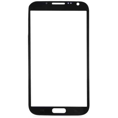 Outer Glass Screen Lens Cover with Repair Tools for Samsung Note 2