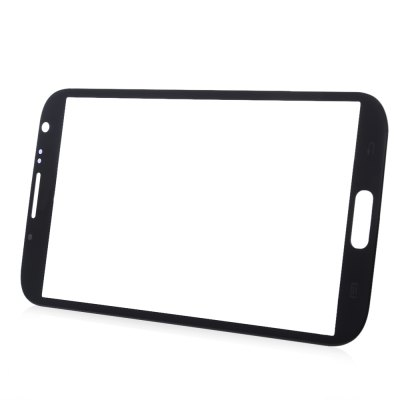 Outer Glass Lens Cover with Repair Tools for Samsung Note 2