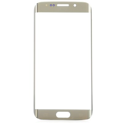 Outer Glass Screen Lens Cover with Repair Tools for Samsung S6 Edge