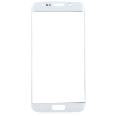 Outer Glass Lens Cover with Repair Tools for Samsung S6 Edge