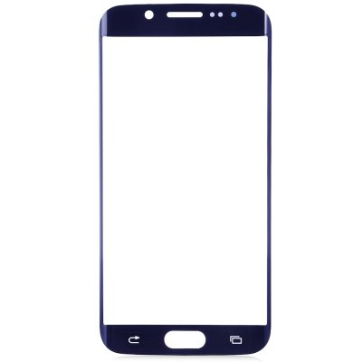 ФОТО Outer Glass Lens Cover with Repair Tools for Samsung S6 Edge