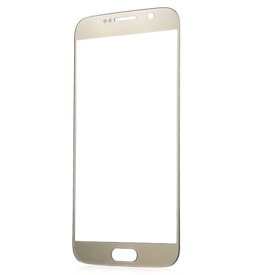 Outer Glass Screen Lens Cover with Repair Tools for Samsung S6