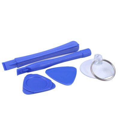 Фотография Outer Glass Lens Cover with Repair Tools for Samsung S6