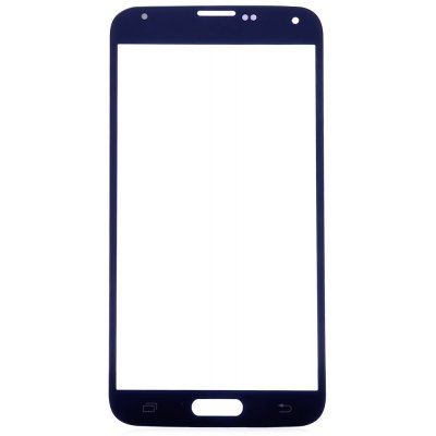 Outer Glass Screen Lens Cover with Repair Tools for Samsung S5