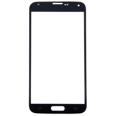 Outer Glass Lens Cover with Repair Tools for Samsung S5