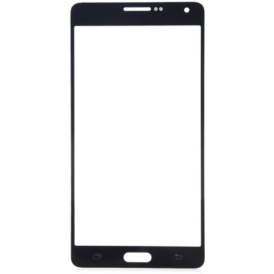 Outer Glass Screen Lens Cover with Repair Tools for Samsung A7