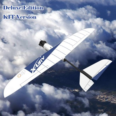 X-UAV X - UAV ONE EPO 1800mm Wingspan Aeroplane Kit - Deluxe Edition