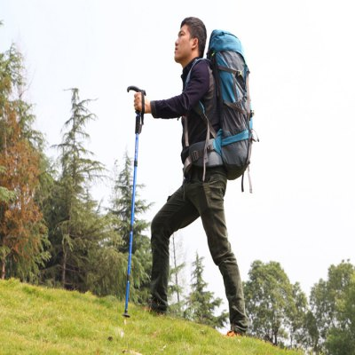 AOTU Four Sections T-shaped Handle AlpenstockTrekking Poles<br>AOTU Four Sections T-shaped Handle Alpenstock<br><br>Adjustable height: 53 - 112cm<br>Brand: AOTU<br>Color: Red,Blue,Purple,Silver,Black<br>Package Contents: 1 x AOTU Four Sections Alpenstock, 1 x Snow Bracket<br>Package size (L x W x H): 53.000 x 15.000 x 15.000 cm / 20.866 x 5.906 x 5.906 inches<br>Package weight: 0.420 kg<br>Product size: 112.000 x 13.500 x 4.000 cm / 44.094 x 5.315 x 1.575 inches<br>Product weight: 0.340 kg
