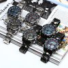 best Naviforce 9031 Dual Movement Watch for Men